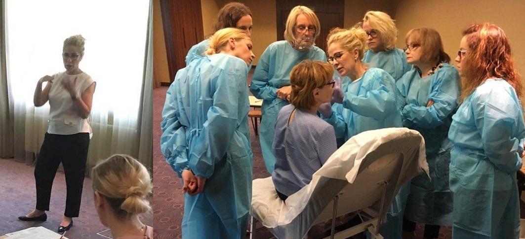 wykład dla stomatologów